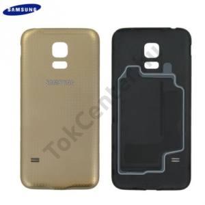 Samsung Galaxy S V. mini (SM-G800) Akkufedél ARANY