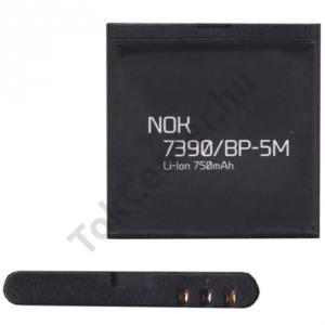 Akku 750 mAh LI-ION (BP-5M kompatibilis)