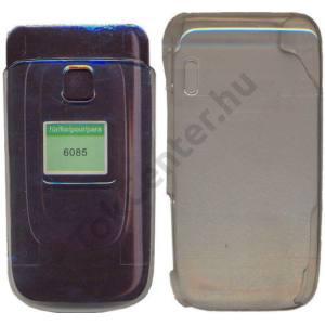 Nokia 6085 Átlátszó crystal tok