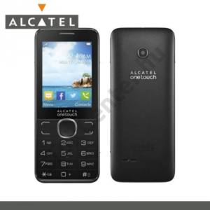 Alcatel OT-2007D MOBILTELEFON készülék ALCATEL OT-2007D (Dark Gray) 2SIM / DUAL SIM két kártya egy időben