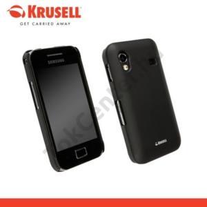 Samsung Galaxy Ace (GT-S5830) KRUSELL ColorCover műanyag telefonvédő FEKETE