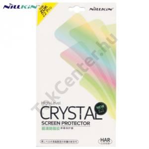 ZUK Z2 Pro NILLKIN képernyővédő fólia törlőkendővel (1 db-os, matt, ujjlenyomat mentes) ANTI GLARE