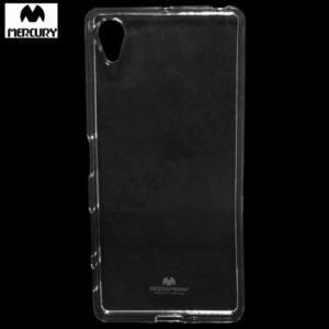 Sony Xperia X (F5121) MERCURY Goospery telefonvédő gumi / szilikon ÁTLÁTSZÓ