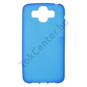 LG AKA (H788) Telefonvédő gumi / szilikon (fényes keret) KÉK