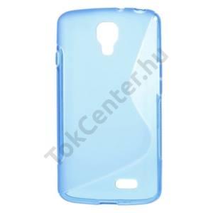 LG F70 (D315) Telefonvédő gumi / szilikon (S-line) KÉK