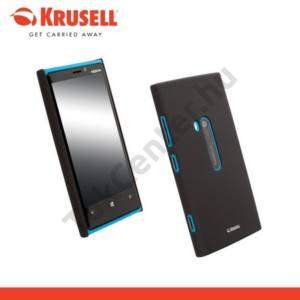 Nokia Lumia 920 KRUSELL ColorCover műanyag telefonvédő METÁLFEKETE