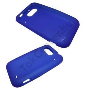 HTC Rhyme (Bliss Telefonvédő gumi / szilikon KÉK