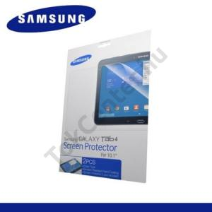 Samsung Galaxy Tab4 10.1 LTE (SM-T535) Képernyővédő fólia törlőkendővel (2 db-os) CLEAR