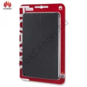Huawei Mediapad M2 8 Tok álló, bőr (FLIP, oldalra nyíló) FEKETE