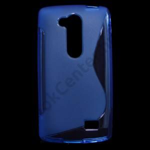 LG L70+ L Fino (D290n) Telefonvédő gumi / szilikon (S-line) KÉK