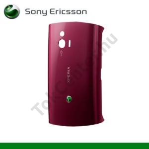 Ericsson XPERIA Mini (ST15i) Akkufedél PIROS
