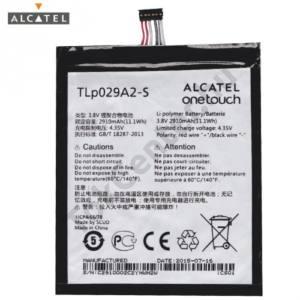 Alcatel Idol 3 5.5`` (OT-6045Y) Akku 2910 mAh LI-ION (belső akku, beépítése szakértelmet igényel!)