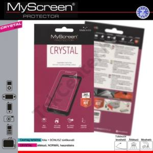 HTC Desire 816 Képernyővédő fólia törlőkendővel (1 db-os) CRYSTAL áttetsző