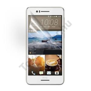 HTC Desire 728 Képernyővédő fólia, törlőkendővel (1 db-os) CLEAR