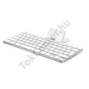 Apple IPAD Asztali állvány, billentyűzettel (QWERTZ, német nyelvű) FEHÉR