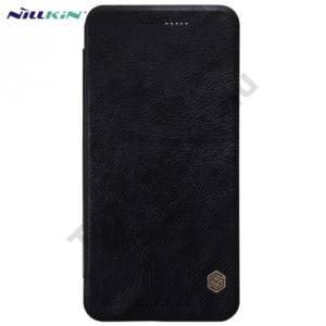 Huawei Nexus 6P NILLKIN QIN tok álló, bőr (FLIP, oldalra nyíló, bankkártya tartó) FEKETE