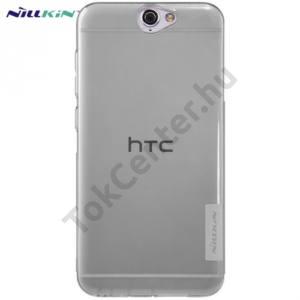HTC One A9 NILLKIN NATURE telefonvédő gumi / szilikon (0.6 mm, ultravékony) FÜSTSZÍNŰ
