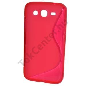 Samsung Galaxy Mega 5.8 (GT-I9150) Telefonvédő gumi / szilikon (S-line) RÓZSASZÍN