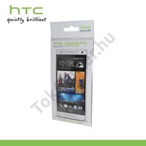 HTC One Mini (M4) Képernyővédő fólia (2 db-os) CLEAR