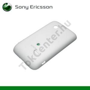 Sony Xperia Tipo (ST21i) Akkufedél FEHÉR