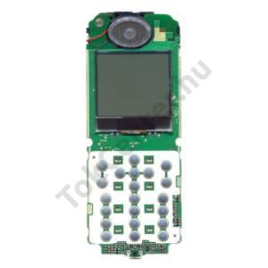 Vodafone 125 LCD kijelző komplett panel (hangsz., ant., bill.fólia, csörgő) - BONTOTT