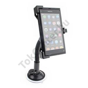 Nokia Lumia 800 Gépkocsi / autó tartó (tapadókorongos szélvédőtartóval)