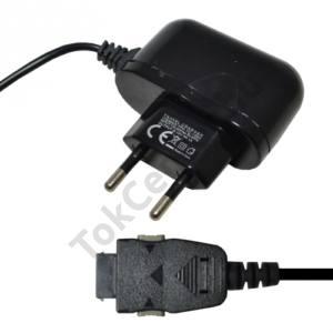 Hálózati töltő (5V / 1000mA) FEKETE