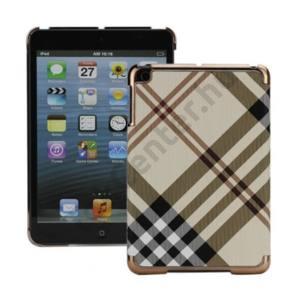 Apple IPAD mini Műanyag telefonvédő (gumírozott) CSÍKOS