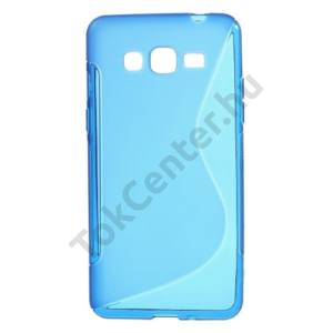 Samsung Galaxy Grand Prime (SM-G530F) Telefonvédő gumi / szilikon (S-line) KÉK