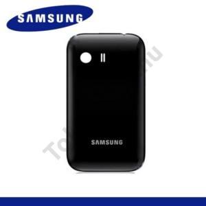 Samsung Galaxy Y (GT-S5360) Akkufedél FEKETE