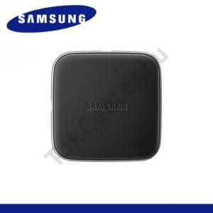 Hálózati töltő állomás (vezeték nélküli töltés, QI Wireless) FEKETE