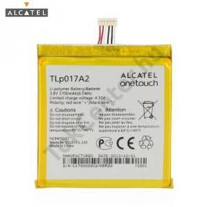 Alcatel Fire E (OT-6015X) Akku 1700 mAh LI-Polymer (belső akku, beépítése szakértelmet igényel!)