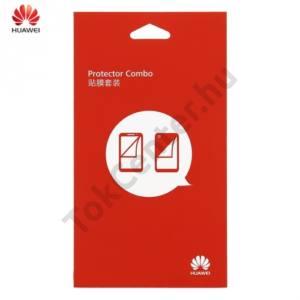 Huawei Ascend Y540  Képernyővédő fólia törlőkendővel (1 db-os) CLEAR