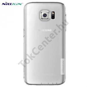 Samsung Galaxy S7 (SM-G930) NILLKIN NATURE telefonvédő gumi / szilikon (0.6 mm, ultravékony) SZÜRKE