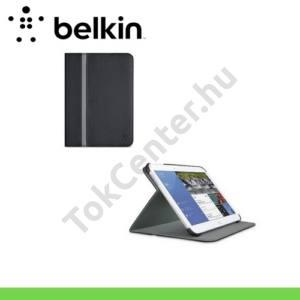 Samsung Galaxy Tab4 7.0 3G (SM-T231) BELKIN SMOOTH FORMFIT tok álló (FLIP, asztali tartó funkció) FEKETE