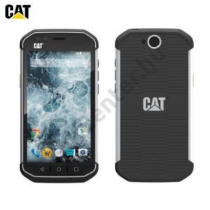 CAT S40 MOBILTELEFON készülék CAT S40 (Fekete/EZÜST) 2SIM / DUAL SIM két kártya,csepp,por és ütésálló készülék
