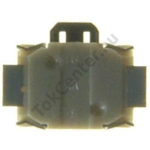 Bekapcsoló/hangerő gomb (belső) /2 lábú/