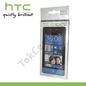 HTC 8S Windows Phone (A620e) Képernyővédő fólia (2 db-os) CLEAR