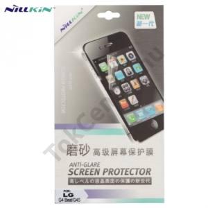 LG G4S Beat (H735) NILLKIN képernyővédő fólia törlőkendővel (1 db-os, matt, ujjlenyomat mentes, karcálló) ANTI SCRATCH