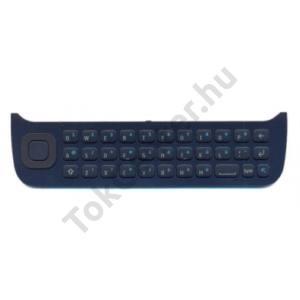 Nokia N97 Készülék billentyűzet BELSŐ QWERTY (magyar nyelvű) FEKETE
