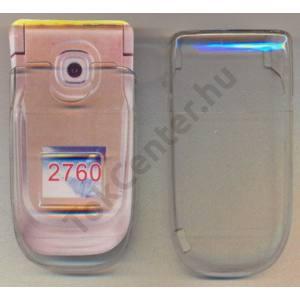 Nokia 2760 Átlátszó crystal tok