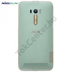 Asus Zenfone Selfie (ZD551KL) NILLKIN NATURE telefonvédő gumi / szilikon (0.6 mm, ultravékony) BARNA