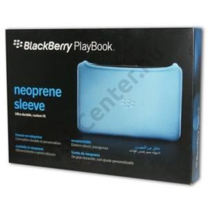 BlackBerry PlayBook Tok álló, neoprén, VILÁGOSKÉK
