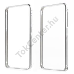 HTC One A9 Telefonvédő alumínium keret (BUMPER) EZÜST