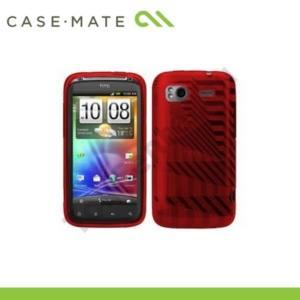 HTC Sensation (Z710e) CASE-MATE telefonvédő gumi GELLI - architecture PIROS