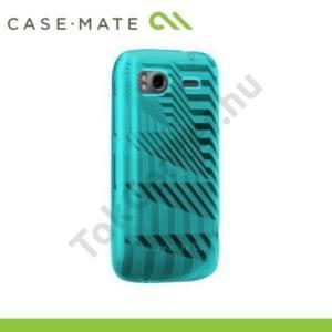 HTC Sensation (Z710e) CASE-MATE telefonvédő gumi GELLI - architecture TÜRKIZ
