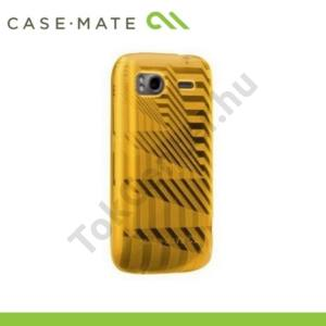 HTC Sensation (Z710e) CASE-MATE telefonvédő gumi GELLI - architecture SÁRGA