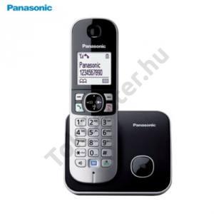 Univerzális TELEFON készülék, DECT/hordozható Panasonic KX-TG6811PDB EZÜST