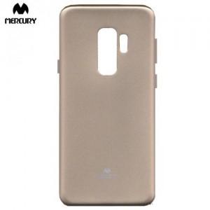 SAMSUNG Galaxy S9 Plus (SM-G965) MERCURY Goospery telefonvédő gumi / szilikon (csillámporos) ARANY