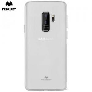 SAMSUNG Galaxy S9 (SM-G960) MERCURY Goospery telefonvédő gumi / szilikon ÁTLÁTSZÓ
